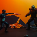 "Fan-Made Stop-Motion Video Recreates Fight with Thanos from ""Avengers: Endgame"""
