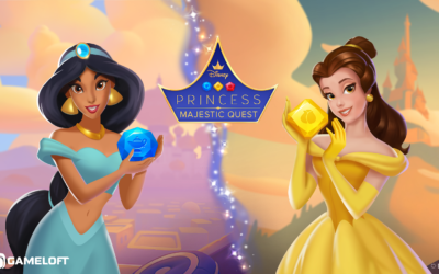 Gameloft Launching Two New Disney Mobile Games This Year