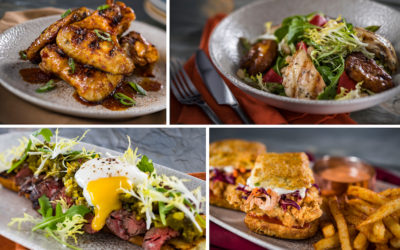 Get Your First Look at Food Offerings from New Restaurants Coming to Disney's Coronado Springs