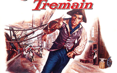 """""""Johnny Tremain"""" Soundtrack On CD For the First Time Ever"""