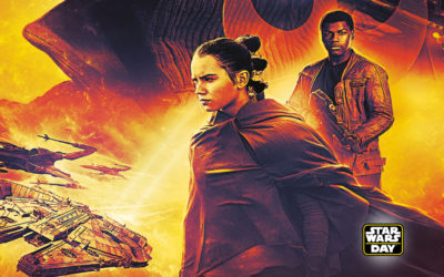 "Lucasfilm Reveals ""Journey to Star Wars: The Rise of Skywalker"" Books and Comic Series"
