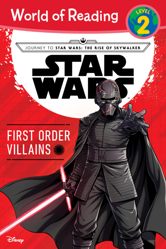 First Order Villains cover
