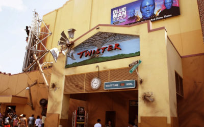 Extinct Attractions: Twister ... Ride It Out