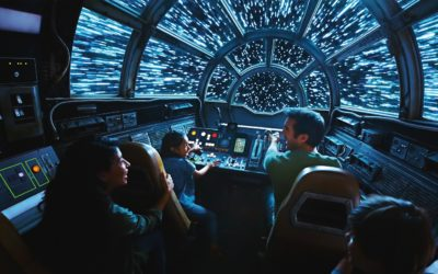 Review - Millennium Falcon: Smugglers Run is a Fun, Interactive Flight Simulator Overshadowed by the Wonders Around It