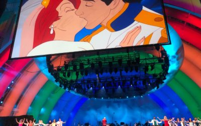 """Review: """"The Little Mermaid"""" Live-to-Film Concert Experience at the Hollywood Bowl"""