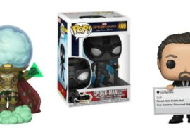 """""""Spider-Man: Far From Home"""" Funko Pop! Figures Swing in to shopDisney"""