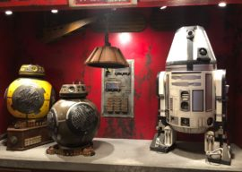 Get a Closer Look at Creature Stall, Droid Depot and Dok-Ondar's Den of Antiquities in Star Wars: Galaxy's Edge