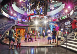 Tickets Available now for NBA Experience at Disney Springs