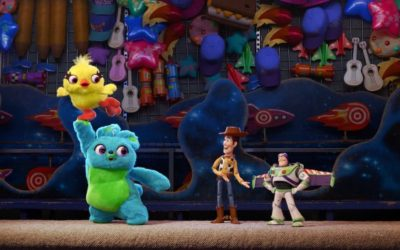 """""""Toy Story 4"""" Sneak Peeks Coming to Disney Parks and Disney Cruise Line"""