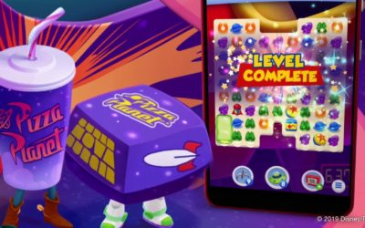Toy Story Drop! Match-Three Game Available Now