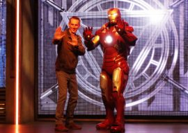 Video: Disneyland After Dark - Heroes Assemble Brings Iron Man, Much More Marvel to Disney California Adventure