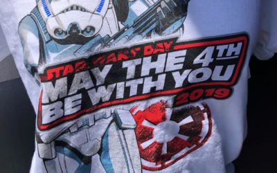 Video: Star Wars Day 2019 Brings Exclusive Merchandise, More Galactic Fun to Disneyland