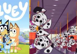 """""""101 Dalmatian Street"""" and """"Bluey"""" Coming to Disney+"""