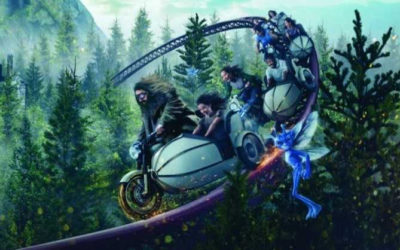 "Is Hagrid's Magical Creatures Motorbike Adventure the ""Best Ride in Orlando""?"