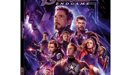 """""""Avengers: Endgame"""" Coming to Blu-Ray August 13"""