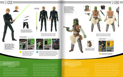"""Blue Milk LLC Launches Kickstarter for """"Star Wars: The Vintage Collection Archive Edition"""" Book"""