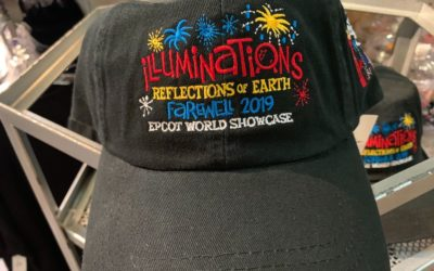 Celebrate the Farewell Season of IllumiNations: Reflections of Earth With Limited-Time Merchandise