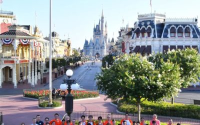 Central Florida World Champion FIRST Robotics Team Visits Magic Kingdom
