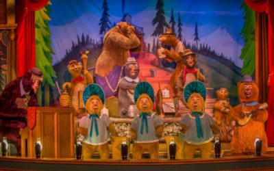 """Disney Declares The Country Bear Jamboree Won't Leave Magic Kingdom """"Any Time Soon"""""""