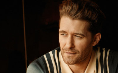 Disney to Team with Matthew Morrison for New Album of Classic Disney Songs