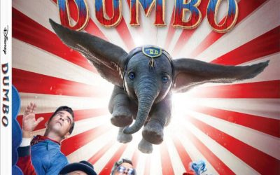 "Blu-Ray Review: ""Dumbo"" (2019)"