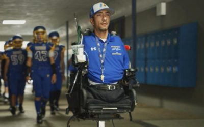 Football Coach Rob Mendez to be Honored with Jimmy V Award for Perseverance at 2019 ESPYS
