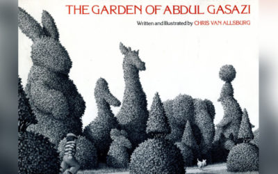 "Fox, Disney Acquire Screen Rights to Children's Book ""The Garden of Abdul Gasazi"""