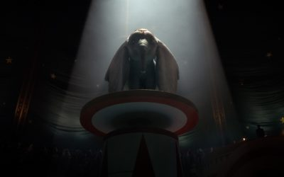 Interview with Dumbo's Visual Effects Supervisor Richard Stammers