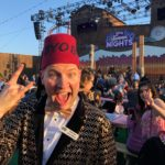 Knott's Summer Nights Brings Live Music, Specialty Food, and Fun Games to Knott's Berry Farm