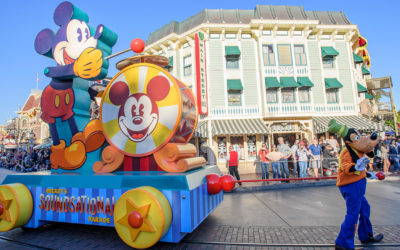 """Mickey's Soundsational Parade"" Run Coming to an End in July at Disneyland"
