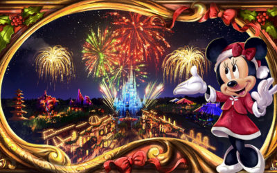 Minnie's Wonderful Christmastime Fireworks to Debut at 2019 Mickey's Very Merry Christmas Party