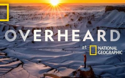 """""""Overheard at National Geographic"""" Podcast Launching June 11"""