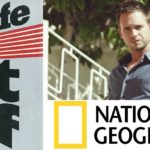"Patrick J. Adams to Star in National Geographic Series ""The Right Stuff"""