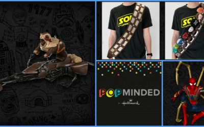 PopMinded by Hallmark Previews Convention Exclusives and Limited Edition Collectibles