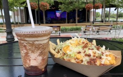 Quick Bites Review: Guardians of the Galaxy-Inspired Awesome Plate Mix and Rocket Fuel Slush