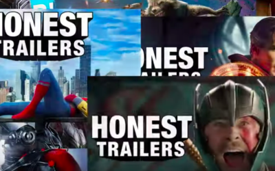 Screen Junkies Releases Honest Trailer for the Entire Marvel Cinematic Universe