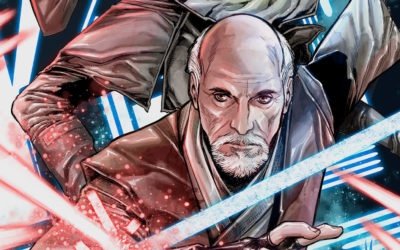 """Star Wars Jedi: Fallen Order - Dark Temple"" Comic Coming in September"