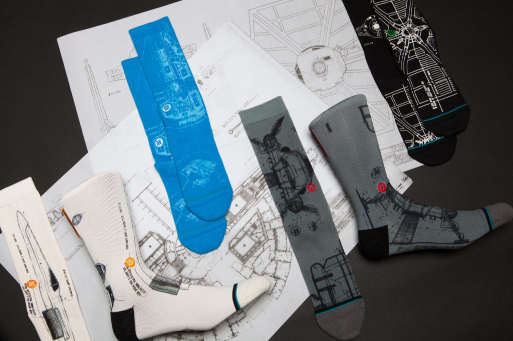 Stance Star Wars socks SDCC exclusive