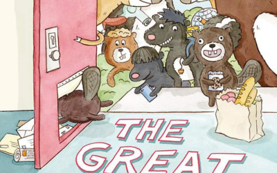 "Children's Book Review: ""The Great Indoors"""