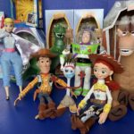 """Toy Review: """"Toy Story 4"""" Interactive Talking Action Figures from Disney Store"""