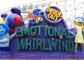 Video - Disney California Adventure Hosts Inside Out: Emotional Whirlwind Opening Ceremony