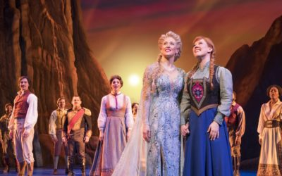 "Video: ""Frozen"" Broadway Cast Releases Three New Music Videos to Celebrate Summer"