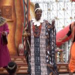 """Video: """"Tale of The Lion King"""" Live Musical Show Premieres at Disney California Adventure"""