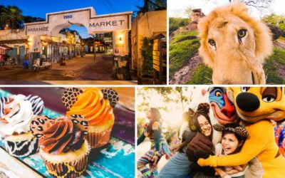 """Celebrate """"The Lion King"""" at Animal Kingdom's Circle of Flavors: Harambe at Night Dining Experience"""