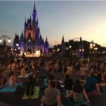 Walt Disney World to Celebrate International Yoga Day with Live Stream of Yoga Activities at Magic Kingdom
