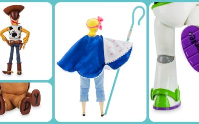 Yee Haw! Toy Story Interactive Talking Figures Now Available