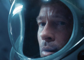 """20th Century Fox Debuts New Trailer for """"Ad Astra"""""""