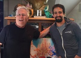 "Alan Menken and Lin-Manuel Miranda Tease New Song for Live-Action Remake of ""The Little Mermaid"""