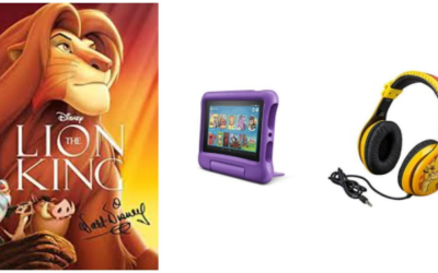 "Amazon Offering Disney Deals Featuring ""The Lion King"" Ahead of Prime Day"