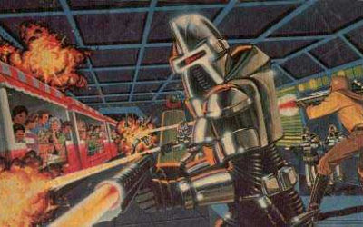 Extinct Attractions: The Adventures of Conan and Battle of Galactica